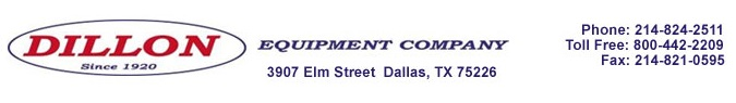 Dillon Equipment Company